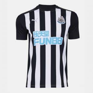 Maillot Domicile du Newcastle United