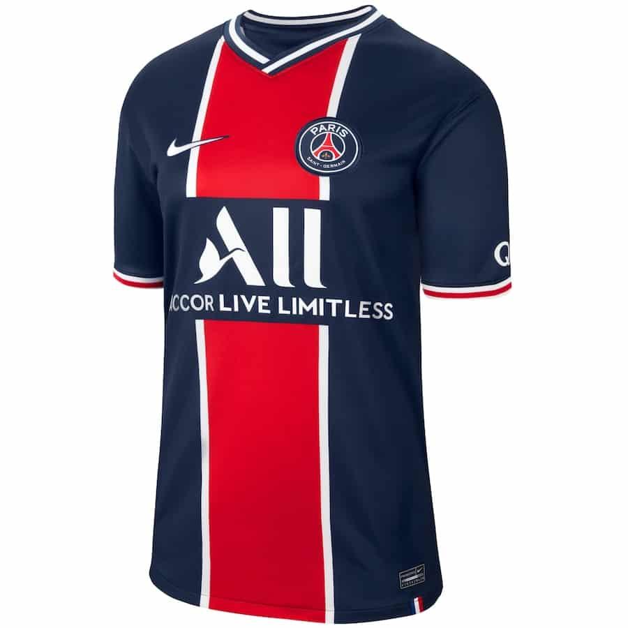Maillot domicile PSG 2020-2021