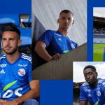 Le RC Strasbourg et adidas présentent les maillots 2020-2021