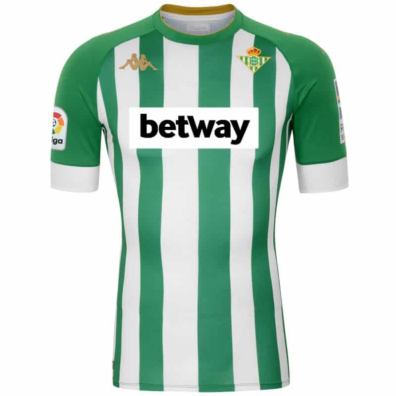 maillot-domicile-real-betis-seville-2020-2021-kappa