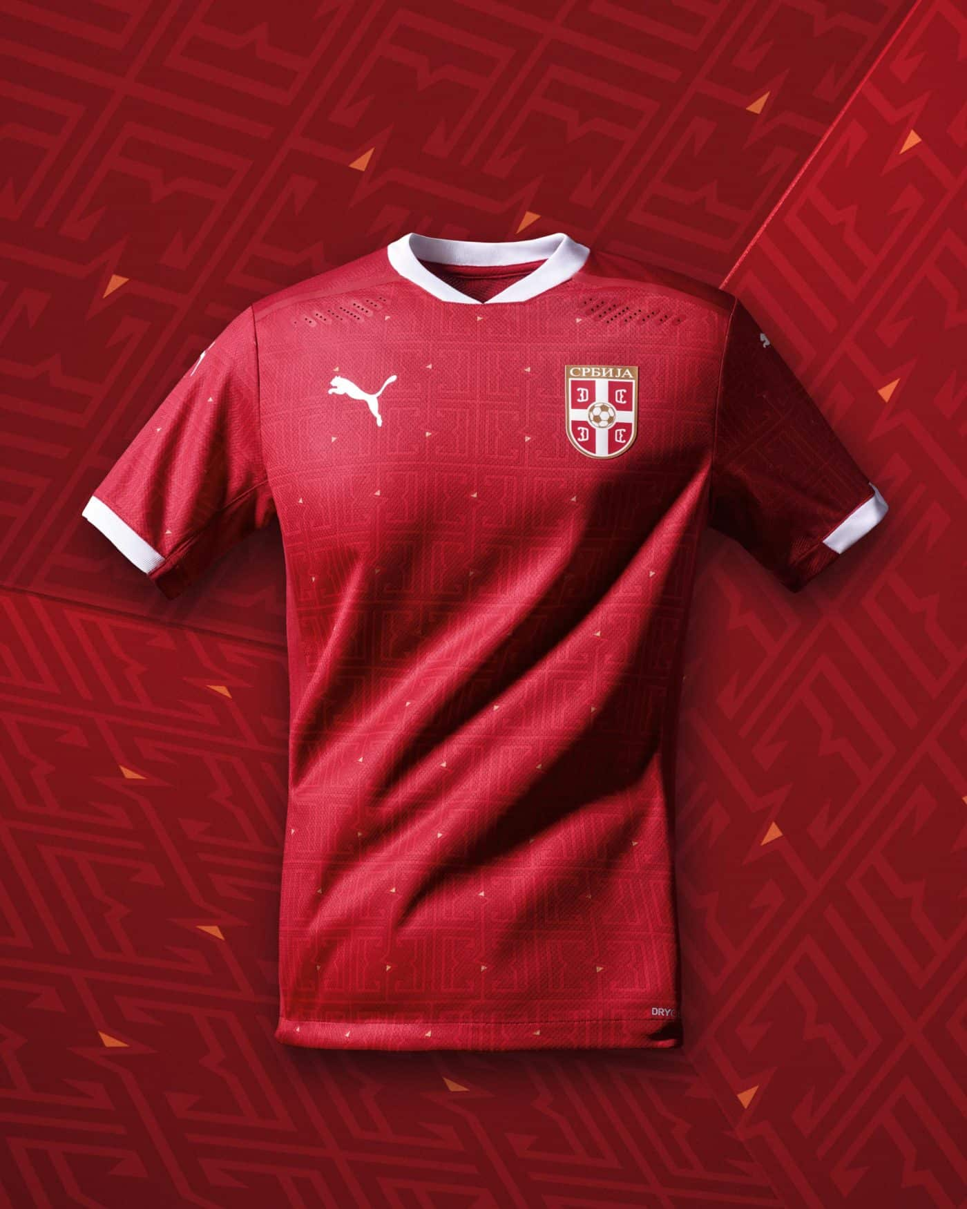 maillot-domicile-serbie-euro-2020-puma