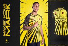 Image de l'article Kelme lance les nouveaux maillots de Watford