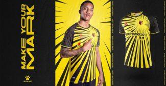 Image de l'article Kelme lance les nouveaux maillots 2020-2021 de Watford