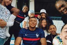 Image de l'article Nike présente les gammes training et lifestyle de l'équipe de France