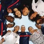 Nike dévoile les maillots de l'équipe de France pour l'Euro