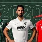 Augsbourg présente ses maillots 2020-2021 avec Nike