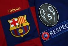 Image de l'article PSG, Barça, Inter : Pourquoi les clubs Nike ne jouent pas avec les nouveaux maillots 20-21 en coupe d'Europe ?