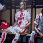 Le FC Cologne et uhlsport lancent les maillots 2020-2021