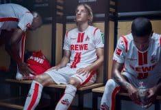Image de l'article Le FC Cologne et uhlsport lancent les maillots 2020-2021