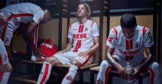 Image de l'article Au FC Cologne, des maillots sont toujours bloqués dans le Canal de Suez …