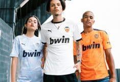 Image de l'article Les maillots 2020-2021 du FC Valence par Puma Football