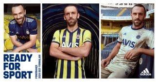 Image de l'article adidas dévoile les maillots 2020-2021 de Fenerbahçe