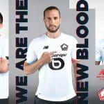 Lille et New Balance présentent les maillots 2020-2021