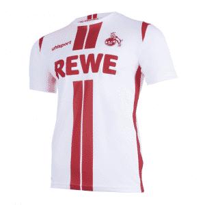 Maillot Domicile du FC Cologne
