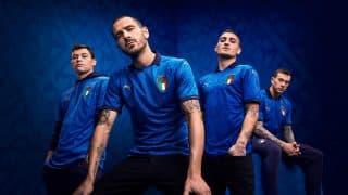 Image de l'article Les maillots de l'Italie pour l'Euro 2020 présentés par PUMA