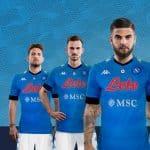 Kappa dévoile les maillots 2020-2021 du Napoli