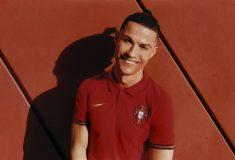Image de l'article Nike dévoile les maillots du Portugal pour l'Euro