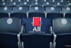 Image de l'article Une étoile sur le maillot du PSG en cas de victoire en Champions League ?