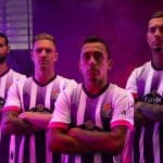 Le Real Valladolid dévoile ses maillots adidas pour 2020-2021