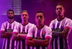 Image de l'article Le Real Valladolid dévoile ses maillots adidas pour 2020-2021