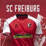 Hummel dévoile les maillots 2020-2021 du SC Fribourg