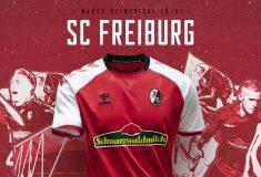 Image de l'article Hummel dévoile les maillots 2020-2021 du SC Fribourg
