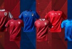 Image de l'article Puma dévoile les nouveaux maillots de ses sélections pour l'Euro