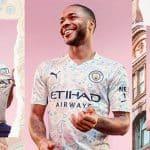 Le troisième maillot de Manchester City inspiré de la mode et de la musique
