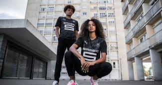 Image de l'article Puma dévoile les maillots 2020-2021 du Stade Rennais