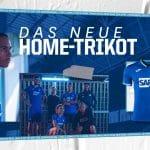 Joma lance les maillots 2020-2021 du TSG Hoffenheim