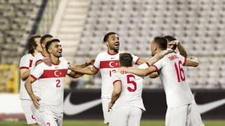 Les maillots de la Turquie de l'Euro 2020 dévoilés par Nike
