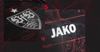 Image de l'article Les maillots 2020-2021 du VfB Stuttgart par Jako