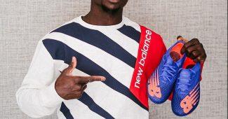 Image de l'article New Balance offre une nouvelle paire à Sadio Mané