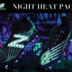 Heat Pack, le nouveau coloris de New Balance Football