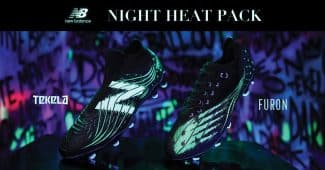 Image de l'article Heat Pack, le nouveau coloris de New Balance Football