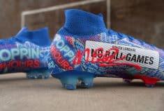 Image de l'article Jadon Sancho reçoit sa première chaussure signature de la part de Nike