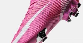 Image de l'article La Nike Mercurial «Rosa» de Kylian Mbappé désormais disponible à la vente