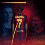 Antoine Griezmann récupère le numéro 7 au Barça!