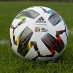 adidas présente le nouveau ballon de la Ligue des Nations