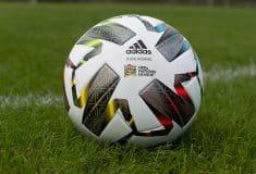 Image de l'article adidas présente le nouveau ballon de la Ligue des Nations