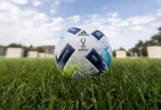 Image de l'article Un ballon dessiné par des enfants pour la Super Coupe d'Europe