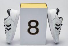 Image de l'article À travers une sneakers, Hummel rend hommage à une légende d'Everton
