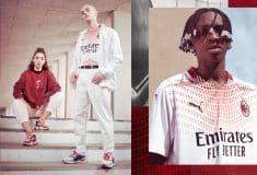 Image de l'article Un maillot extérieur en lien avec le musée Mudec pour l'AC Milan