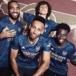 adidas dévoile un nouveau maillot third pour Arsenal