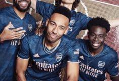 Image de l'article adidas dévoile un nouveau maillot third pour Arsenal