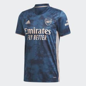 Maillot Third du Arsenal