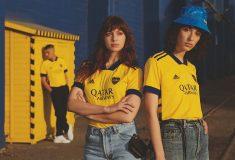 Image de l'article Boca Juniors dévoile un maillot third pour l'anniversaire de la Bombonera
