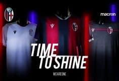 Image de l'article Avec Macron Sports, Bologne dévoile ses maillots 2020-2021