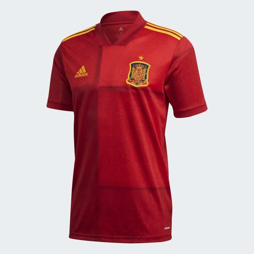 maillot-domicile-espagne-adidas-euro-2020