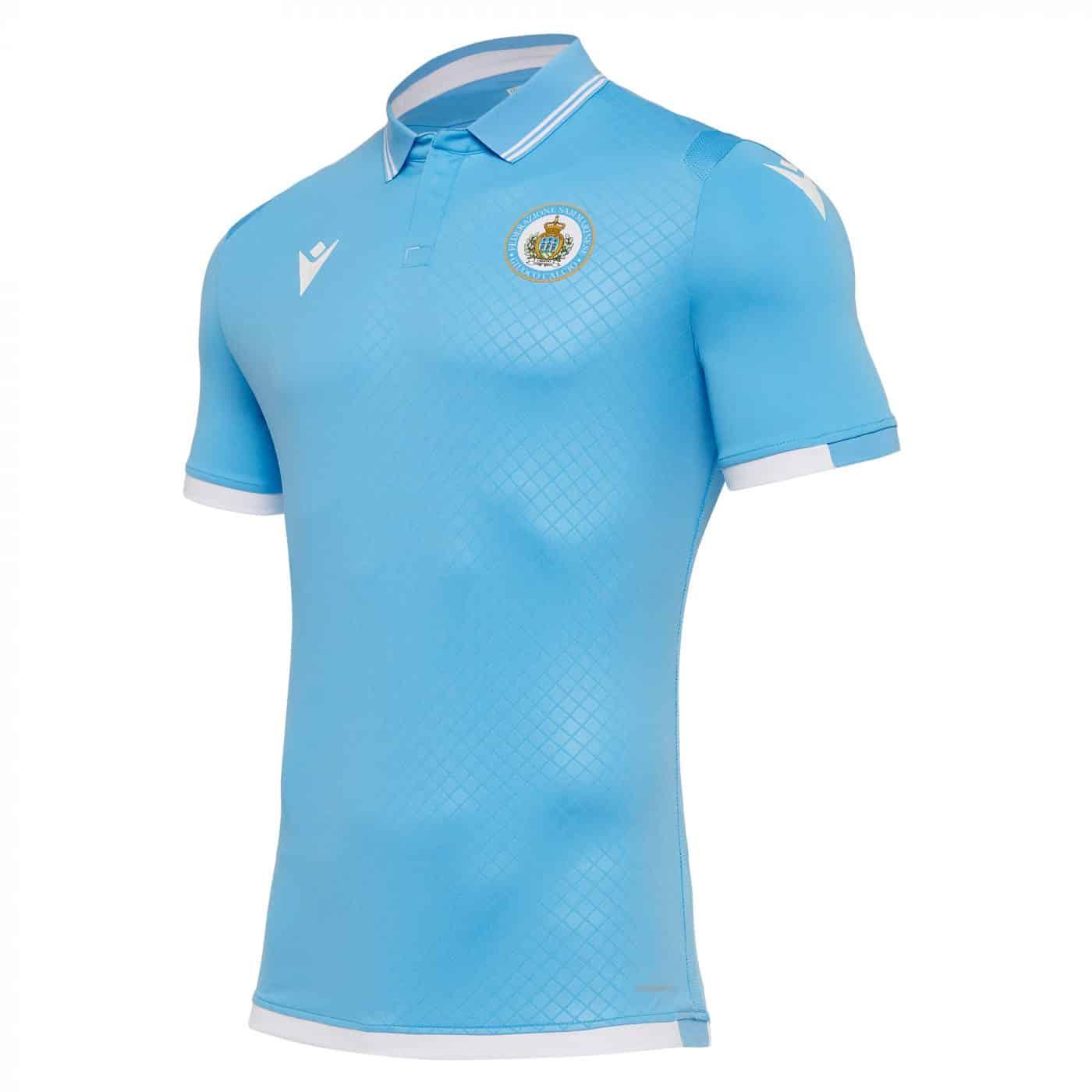 maillot-domicile-saint-marin-2020-2021-macron-uefa-San-Marino-jersey